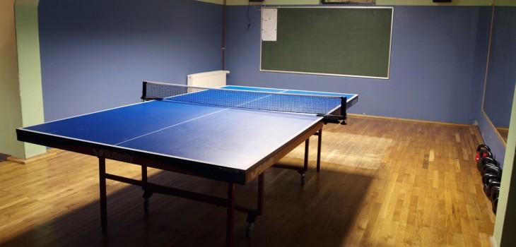 Stolni tenis u Fitness Centru Višnjevac