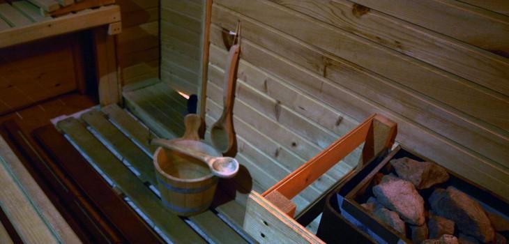 Sauna u Fitness Centru Višnjevac (Osijek)