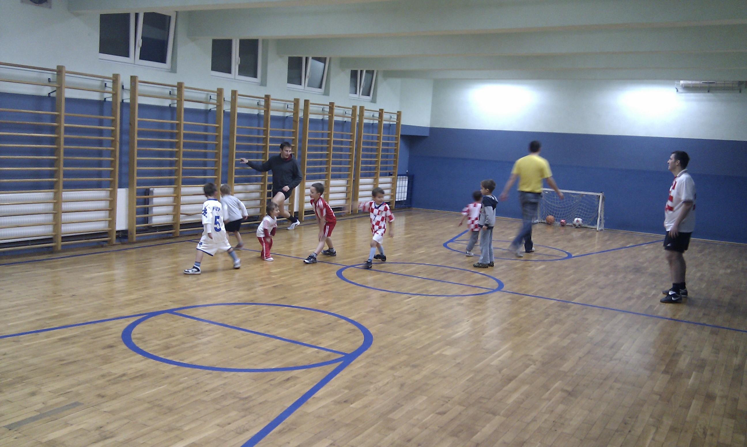 2 Futsal school